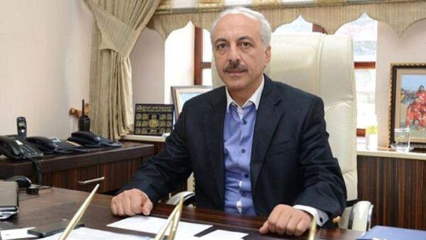 Çorum Belediye Başkanı Zeki Gül - Sputnik Türkiye