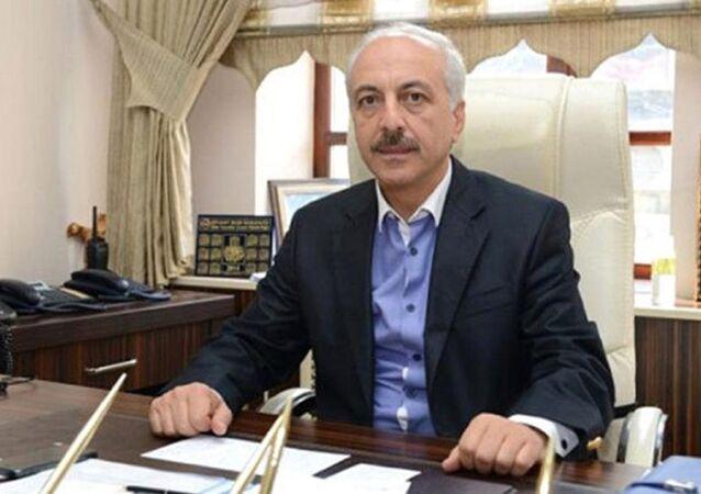 Çorum Belediye Başkanı Zeki Gül
