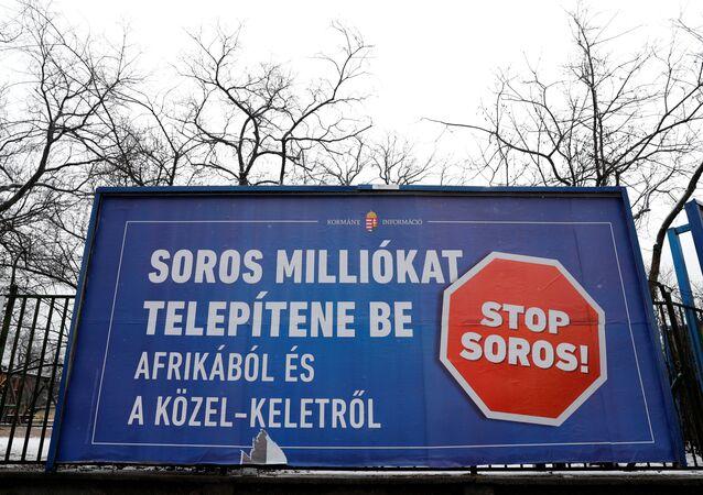 Macaristan Soros