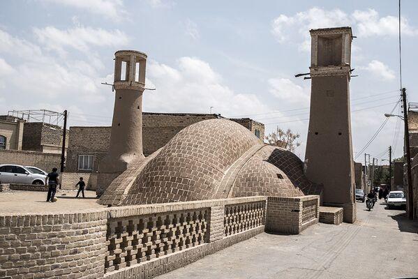 İran'daki Nuşabad yeraltı şehri - Sputnik Türkiye