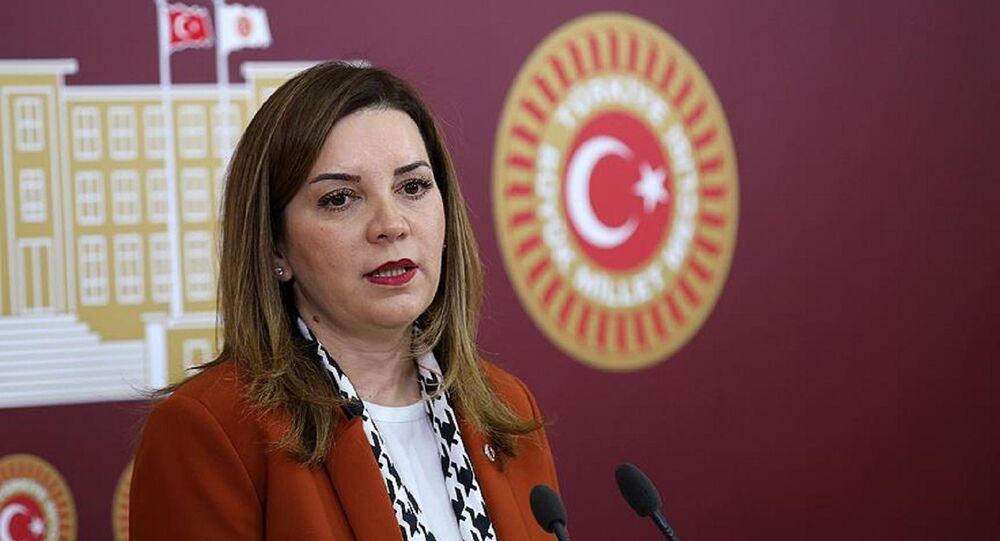 MHP İstanbul Milletvekili Arzu Erdem