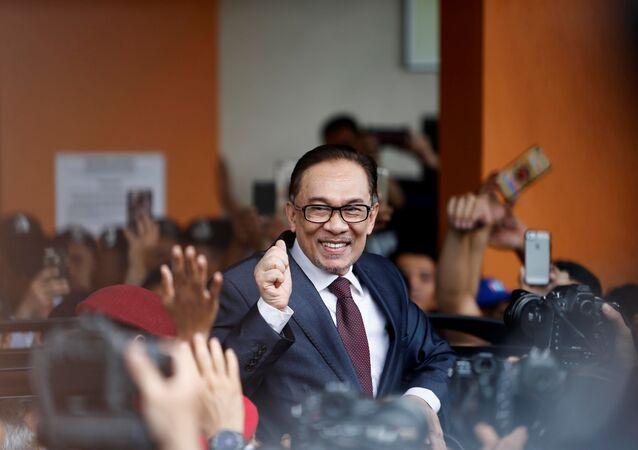Malezyalı muhalefet lideri Enver İbrahim