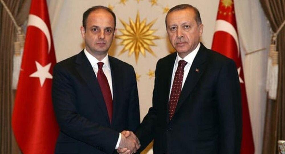 Murat Çetinkaya - Recep Tayyip Erdoğan