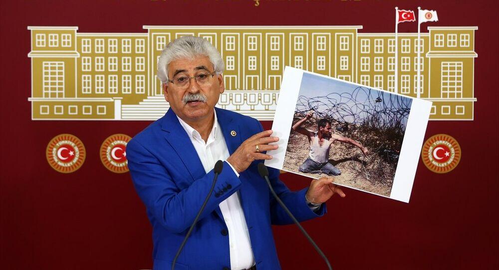 CHP Balıkesir Milletvekili Mehmet Tüm