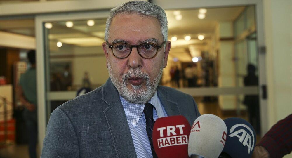 Türkiye'nin Washington Büyükelçisi Serdar Kılıç