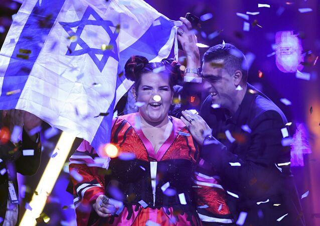 2018 Eurovision Şarkı Yarışması'nı İsrailli Netta Barzilai 'Toy' isimli şarkısıyla kazandı.