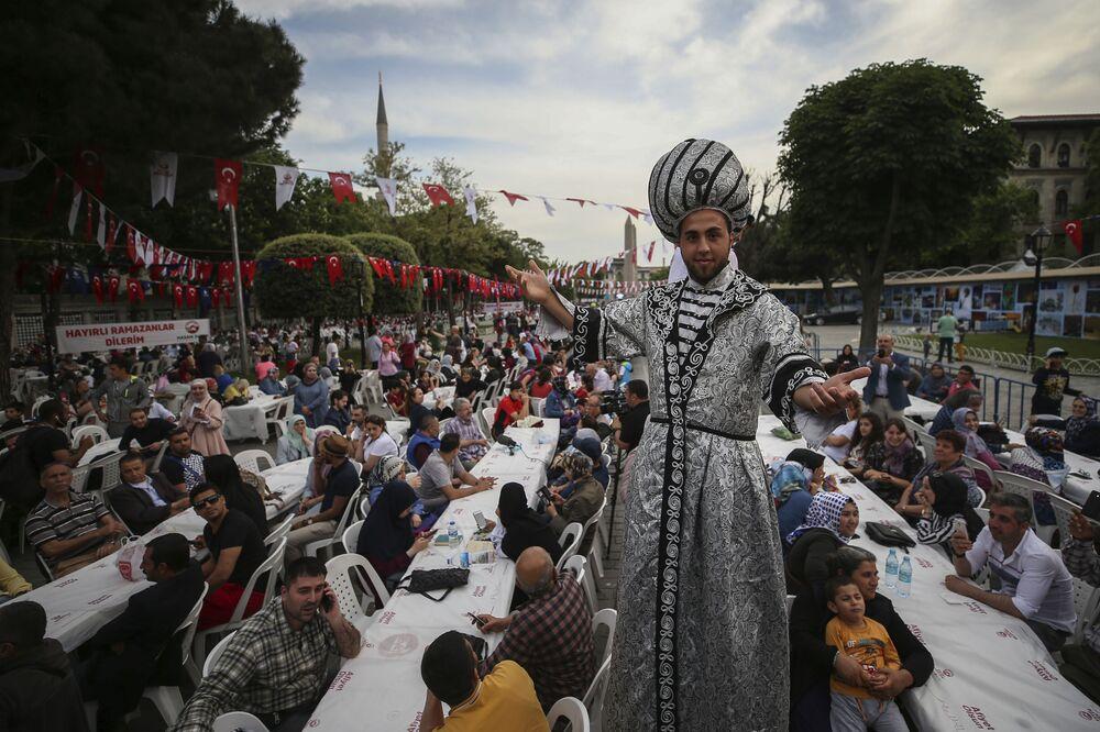 Dünyanın farklı ülkelerinde Ramazan coşkusu