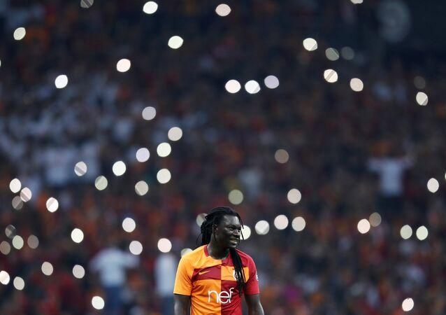 Bafetimbi Gomis, Galatasaray-Beşiktas, Türk Telekom Arena, 29 Nisan 2018