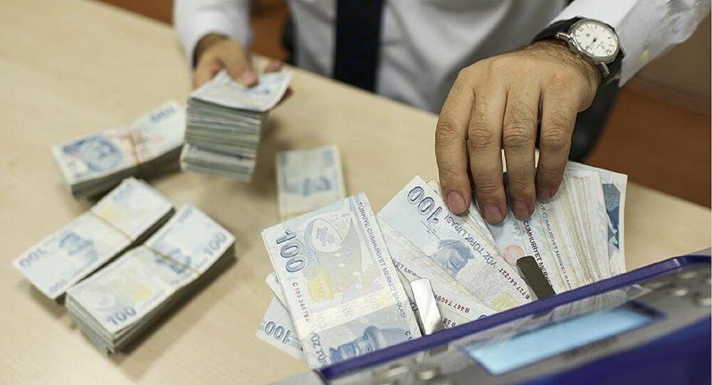 Türk Lirası, para