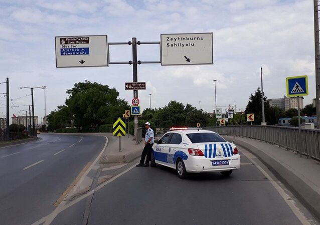 İstanbul, trafik, trafik polisi