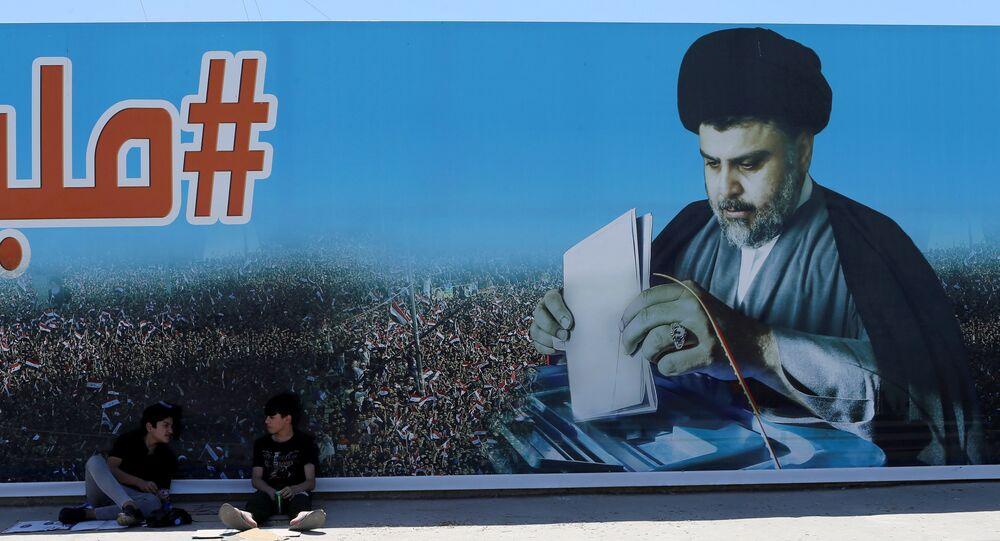 Iraklı Şii lider Mukteda es-Sadr
