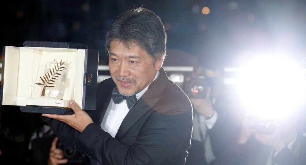 Cannes Film Festivali'nde Altın Palmiye Ödülü Hirokazu Kore-eda'nın yönettiği 'Shoplifters' filmine verildi