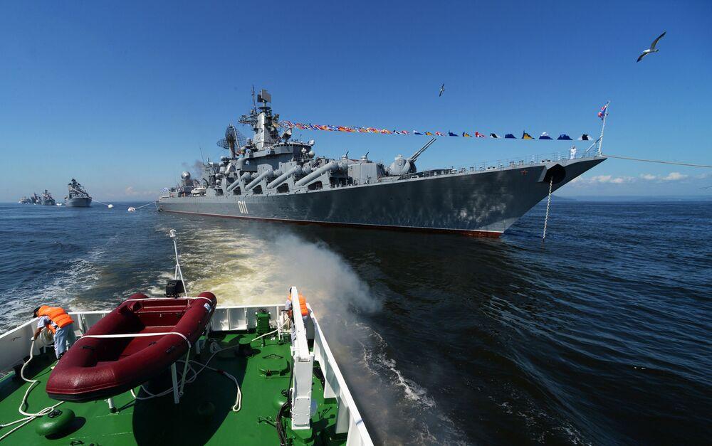 Rusya Pasifik Filosu