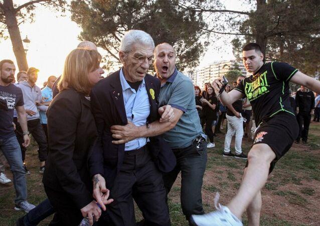 Selanik Belediye Başkanına yönelik saldırıda 3 kişi tutuklandı