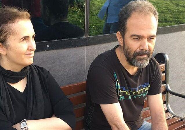 Eski Ankara İstihbarat Şube Müdürü Zeki G. ve eşi