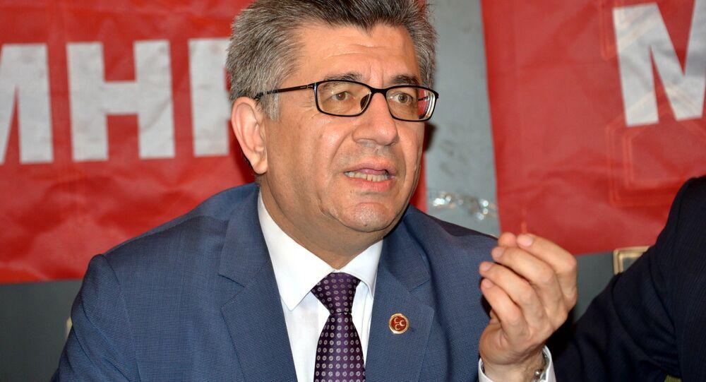 MHP Genel Başkan Yardımcısı Sefer Aycan