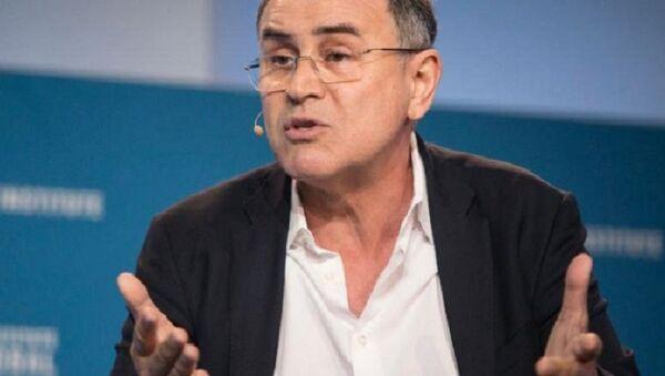 Ekonomist Nouriel Roubini - Sputnik Türkiye