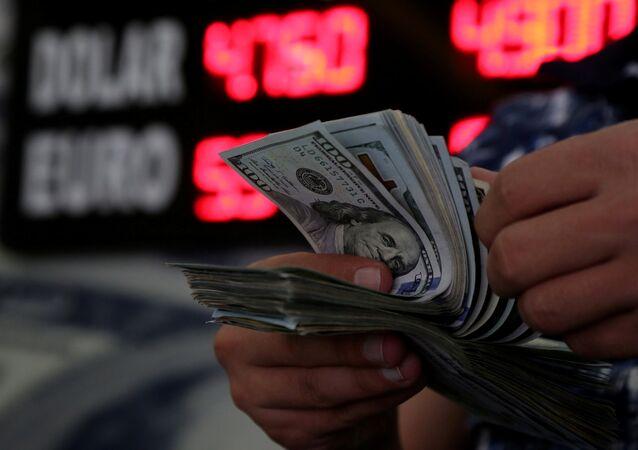 Dolar, döviz