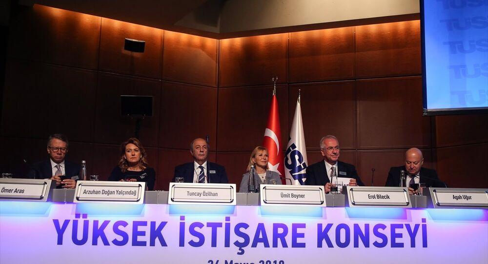 TÜSİAD, Yüksek İstişare Konseyi