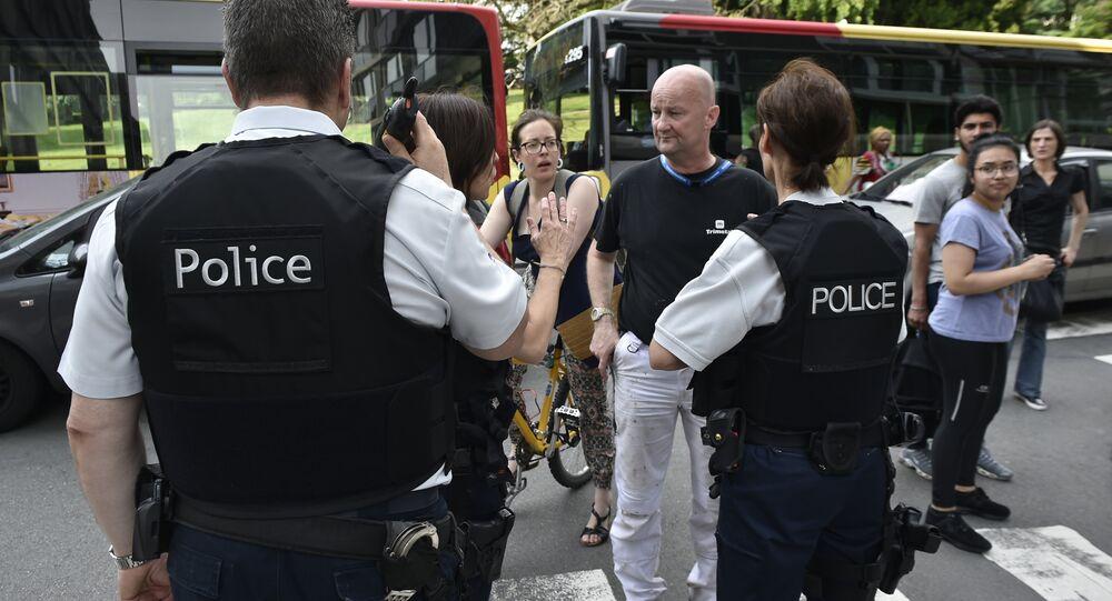Belçika'da silahlı saldırı