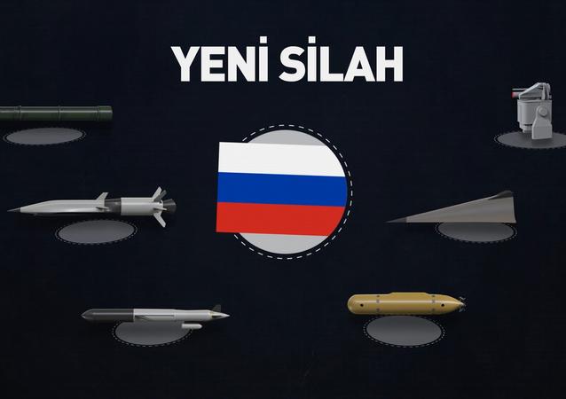 Rusya'nın yepyeni silahları