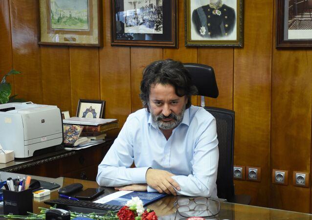 Şişli Hamidiye Etfal Eğitim ve Araştırma Hastanesi'nin başhekimi Prof. Dr. Hacı Mustafa Özdemir