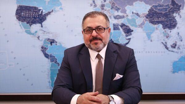 Abdurrahman Delen - Sputnik Türkiye