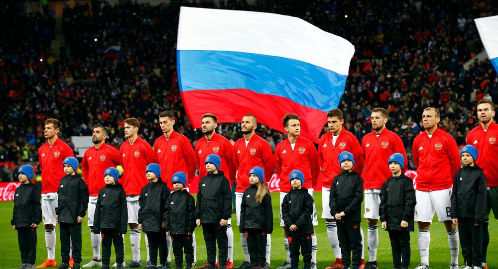 Rusya Milli Takımı