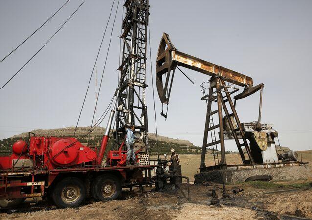 Suriye-Haseke-Petrol