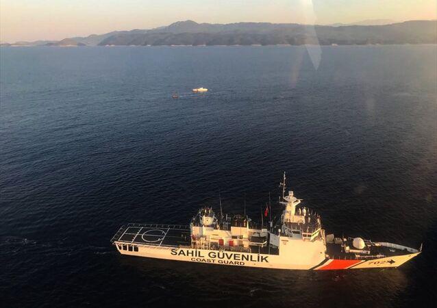 Göçmen- Tekne