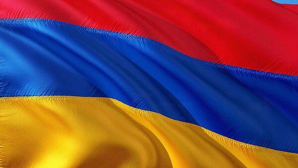Ermenistan bayrağı - Sputnik Türkiye