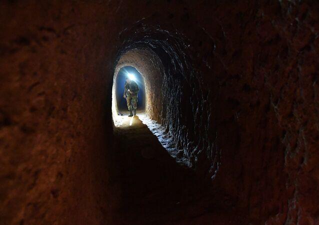 Suriye_Tünel