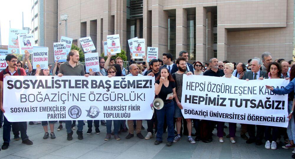 Tutuklu Boğaziçi öğrencilerinin davası başladı