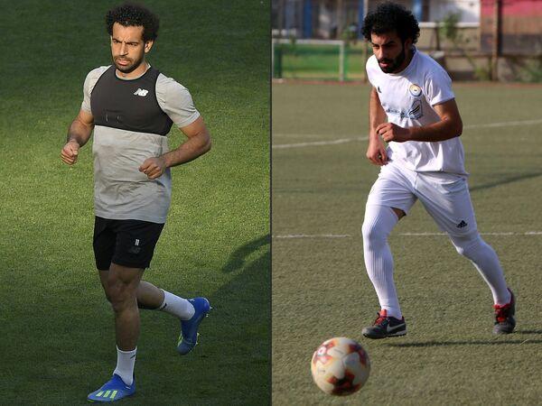 Bir gün kahramanı Salah ile yüz yüze gelmeyi umduğunu da söyleyen Hüseyin Ali  En büyük hayalim Muhammed Salah ile tanışmak. Belki beni Rusya'daki FIFA Dünya Kupası'na davet eder? dedi. - Sputnik Türkiye