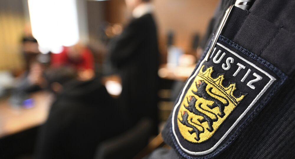 Almanya-mahkeme