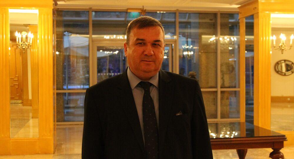 Kırım Tatar Dernekleri Federasyonu Genel Başkanı Ünver Sel