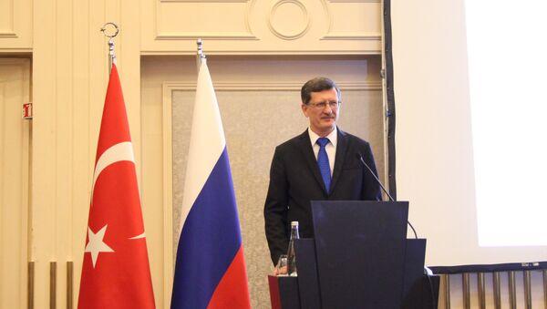 Rusya Federasyonu İstanbul Başkonsolosu Andrey Podyelışev - Sputnik Türkiye