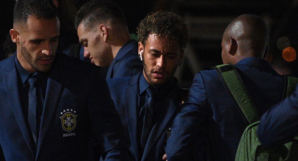 Brezilya- Neymar- Dünya Kupası