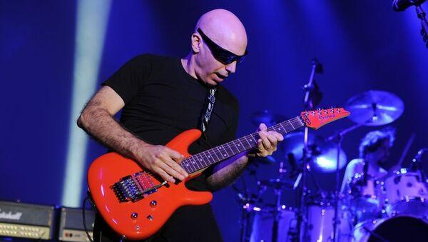 Joe Satriani ile Pentagram aynı sahneyi paylaşacak - Sputnik Türkiye