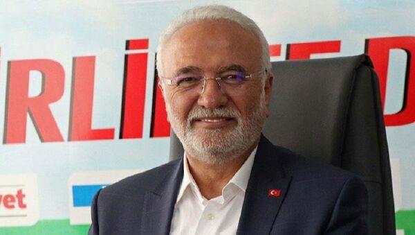 Mustafa Elitaş - Sputnik Türkiye
