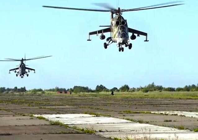 Rusya Baltık Filosu'ndan kapsamlı hava tatbikatı