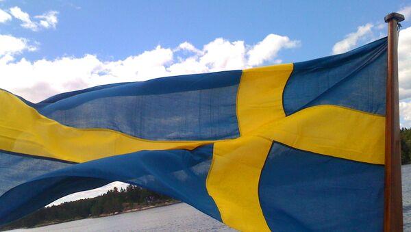 Swedish flag - Sputnik Türkiye
