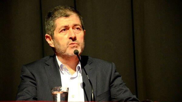 Saadet Partisi İstanbul İl Başkanı Abdullah Sevim - Sputnik Türkiye