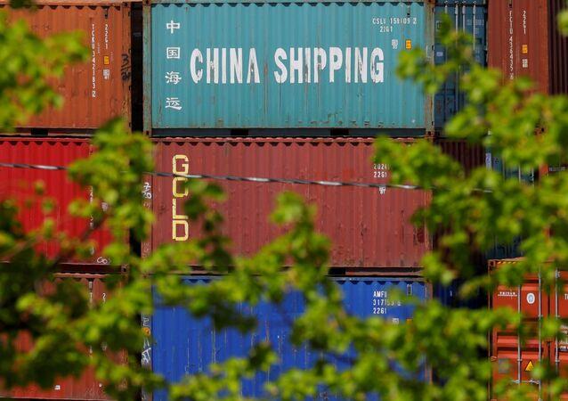 ABD- Çin