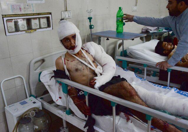 Afganistan-intihar saldırısı