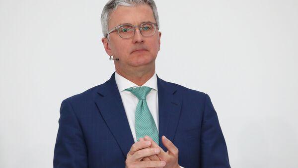 Audi CEO'su Rupert Stadler - Sputnik Türkiye