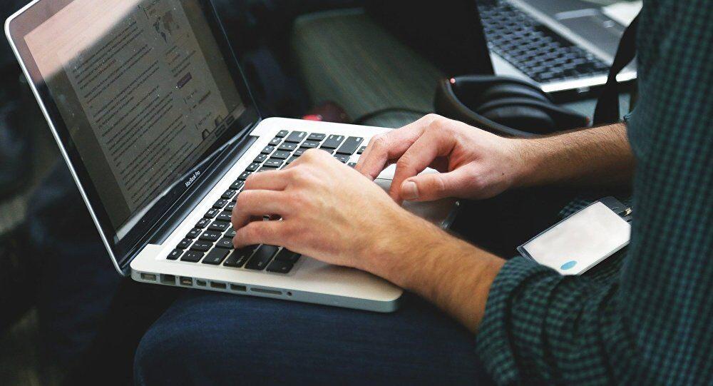 Uçakta laptop