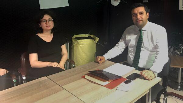Temiz Toplum Derneği Başkanı ve Saadet Partisi milletvekili adayı Bilal Ay, Sputnik'in sorulaırnı yanıtladı. - Sputnik Türkiye