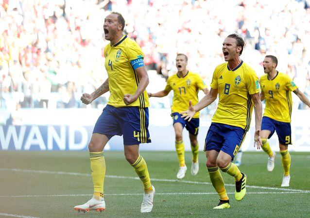 İsveç- Güney Kore
