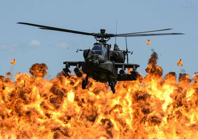 Dünyanın en korkunç saldırı helikopterleri